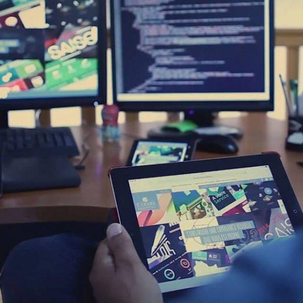 Bureaux de l'agence Com6 interactive
