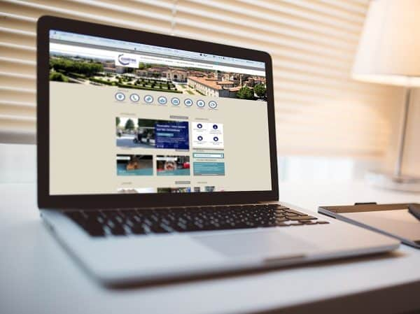 Site internet de la ville de Castres