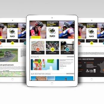 Site des championnats Albi Masters Route