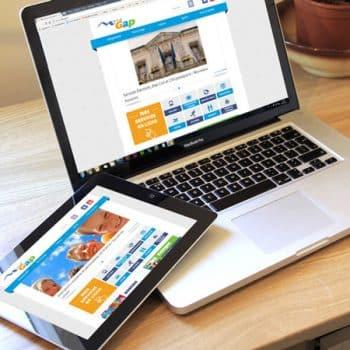 Site internet de la ville de Gap
