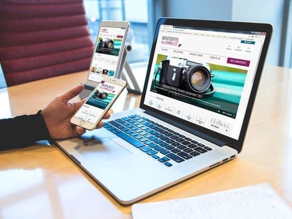 Site internet de Montigny-les-Cormeilles