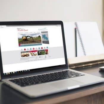 Site internet de Communauté de Communes de Lunéville à Baccarat