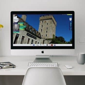Site internet du château de Lourdes
