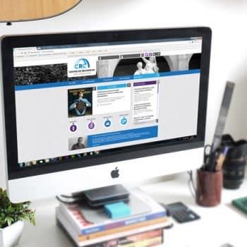Site internet du centre de recherche des cordeliers