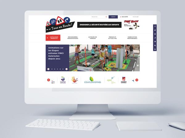 Buggy Brousse Fiche produit - Com6 interactive