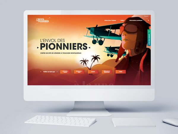 L'Envol des Pionniers